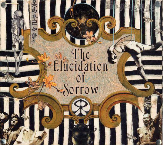 Album Cover for Random Rab ~ The Elucidation of Sorrow, 2004